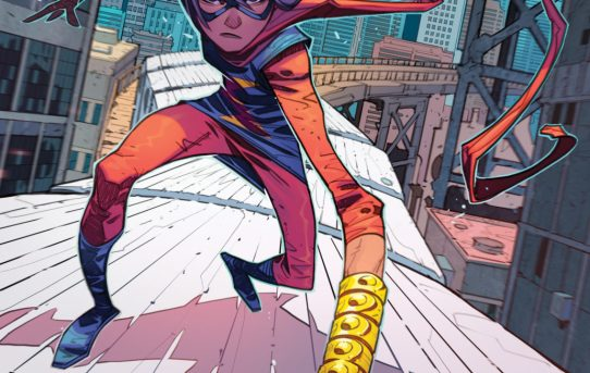 Ms. Marvel Gains A New Creative Team And Series This March