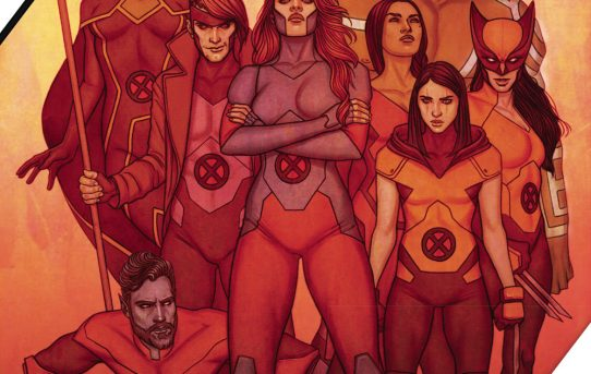 X-MEN RED #11 Preview