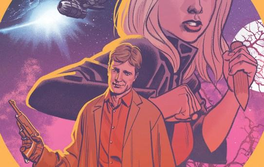 BOOM! Studios Brings Joss Whedon's BUFFY THE VAMPIRE SLAYER & FIREFLY to Free Comic Book Day