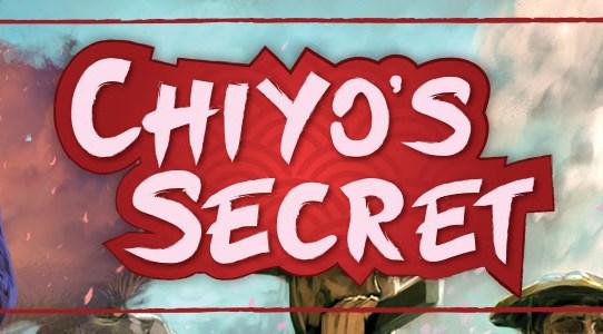 WizKids Announces Chiyo's Secret—Coming Soon!