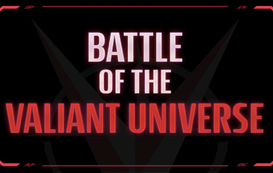 Valiant Partners with Silent Legends for the BATTLE OF THE VALIANT UNIVERSE Collectible Card Game App – Available Now!