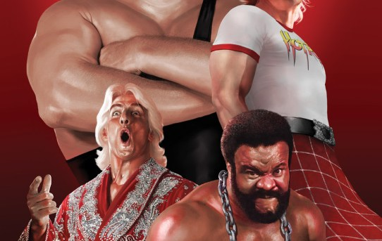 Your First Look at the Legends in WWE: FOREVER #1