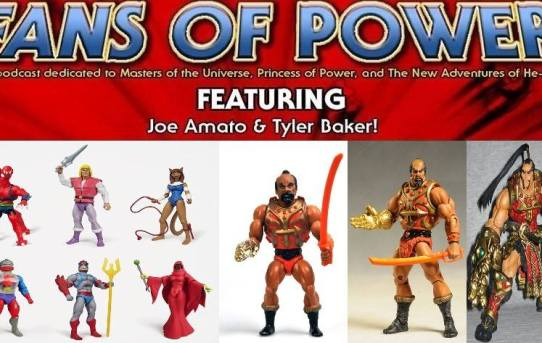 Fans of Power Episode 165 - *New* Super7 Reveals! + Jitsu Figure Showcase!