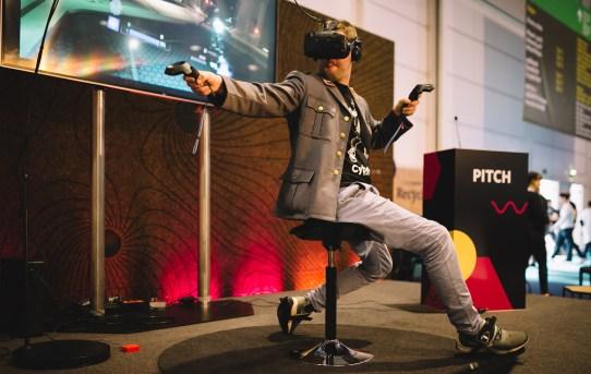 Take a Step Into Virtual Reality: Cybershoes GmbH Showcases Cybershoes®