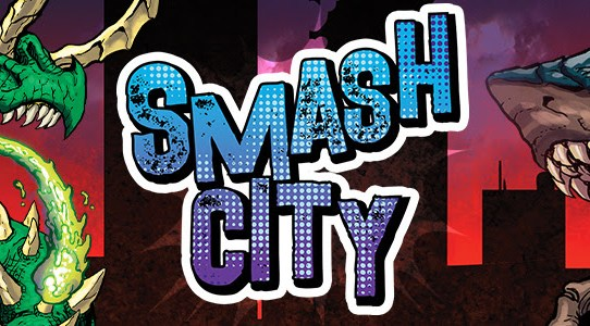 Storm the City and Wreak Destruction in Smash City —Coming Soon!