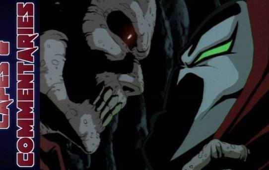 """Capes and Commentaries #38 - Todd McFarlane's Spawn """"Burning Visions"""""""
