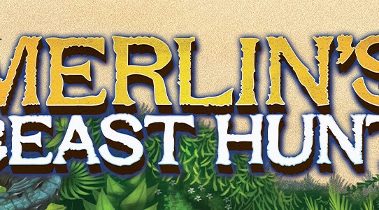 Build a Menagerie of Magical Monsters in Merlin's Beat Hunt—Coming Soon!