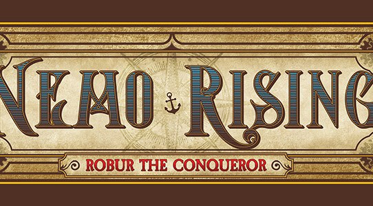 Experience Daring Adventures with Captain Nemo and the Crew of the Nautilus in Nemo Rising—Coming Soon!