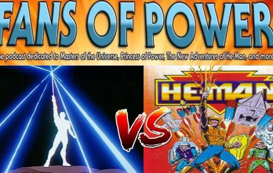 """Fans of Power Episode 179 - """"Toon vs Comic"""" New Adventures """"A New Beginning"""" & More!"""
