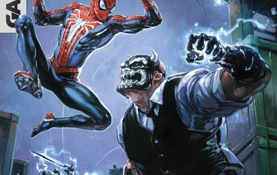 SPIDER-MAN CITY AT WAR #2 (OF 6) Preview