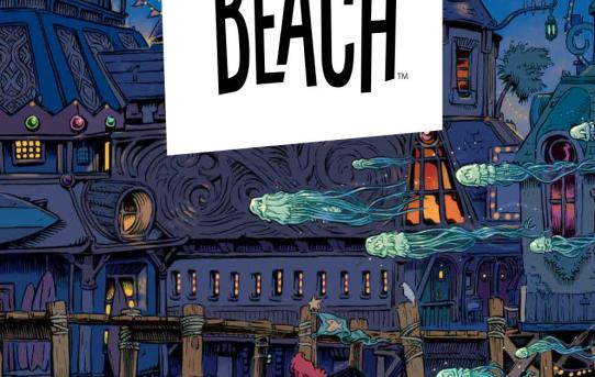 WIZARD BEACH #5 (OF 5) Preview