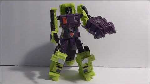 Formers Friday - Mixmaster Review