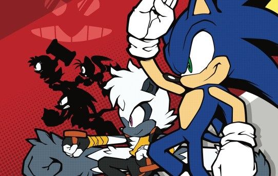 SONIC THE HEDGEHOG Comic Books Build Momentum with Sold-Out Annual and Ongoing Series