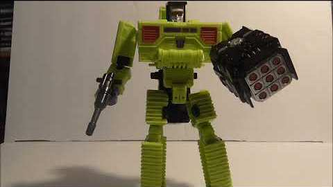 Formers Friday – Bonecrusher Review