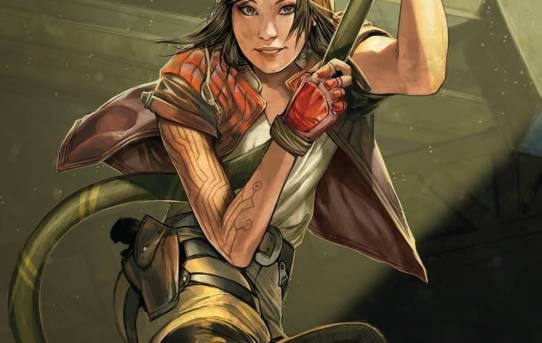 STAR WARS DOCTOR APHRA #33 Preview