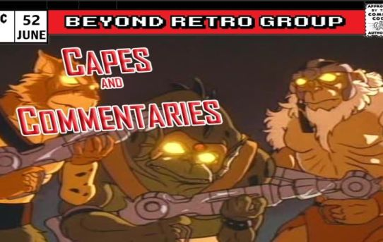 """Capes and Commentaries #52 - ThunderCats """"The Mountain"""", NECA Unboxing & Birthday Memories!"""