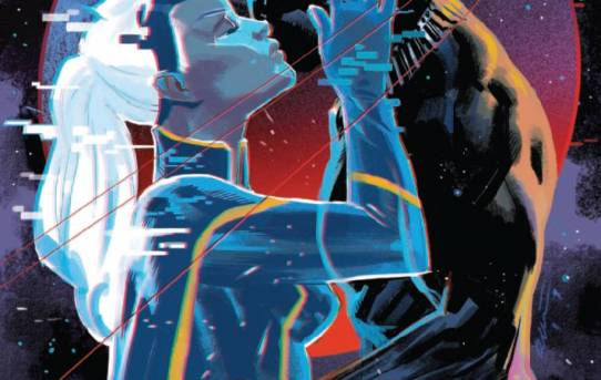 BLACK PANTHER #14 Preview