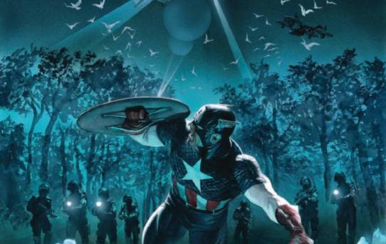 CAPTAIN AMERICA #12 Preview