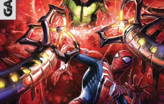 SPIDER-MAN CITY AT WAR #5 (OF 6) Preview