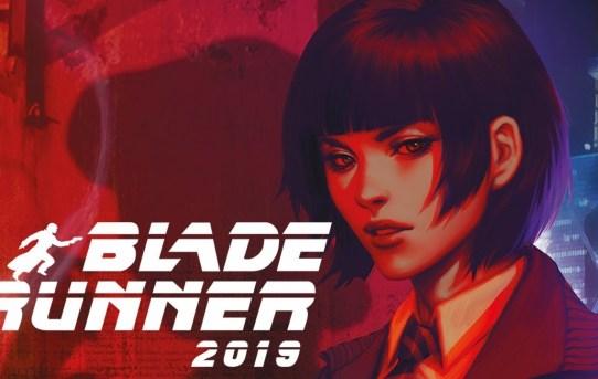 Titan Comics Releases Blade Runner #1 Trailer