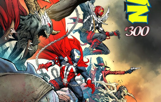 SPAWN #300 JEROME OPEÑA COVER REVEALED