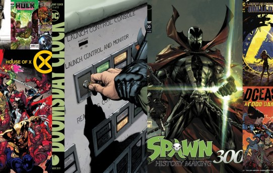 The Legion Arrives! Spawn Turns 300! AND MORE CARNAGE!