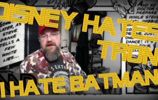 Nerd News Desk - DRM Ruins Everything Just Like Tom King Ruined Batman