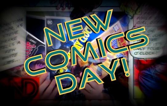 Nerd News Desk - NEW COMICS DAY! Doomsday Clock! Batman! Cult Classic? and Spider-Ham?!?