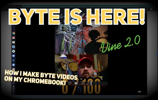 BYTE IS ALIVE! Vine Lives On!