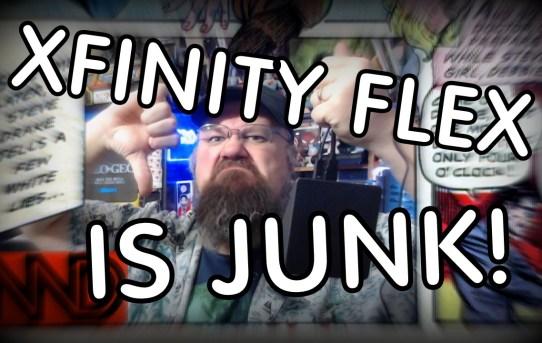Xfinity Flex Shows Why Cable TV Sucks!
