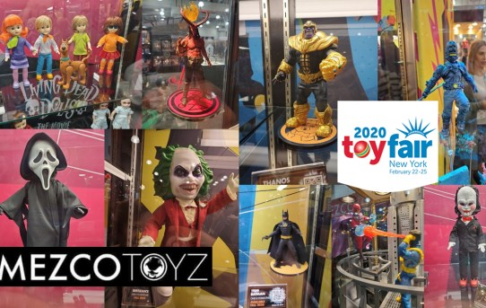 Toy Fair 2020 Mezco Gallery