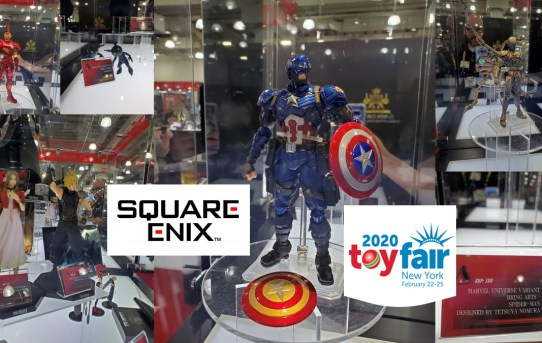Toy Fair 2020 Square Enix Gallery