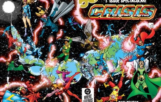 Comic Book Chronicles Ep. 360: Crisis On Infinite Earths pt. 1