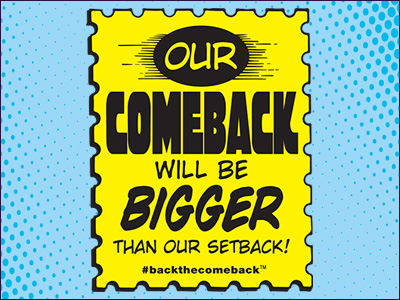 Diamond, Alliance Launch Back The Comeback Campaign to Support Comic & Game Retailers