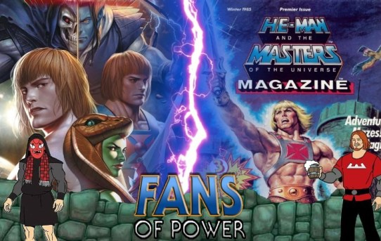 Fans Of Power #227 - Masters Of The Multiverse #6 & Flippin' Through Issue #1 Of The MOTU Magazine!