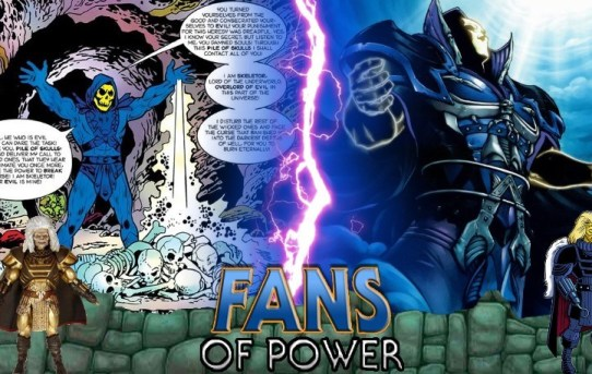 Fans of Power #228 - MVC Vol. 3 Issue#5, Day Of The Wrathful Skulls & Character Spotlight: Karg!