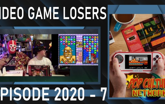 Video Game Losers Episode 2020 - 7: Evercade!