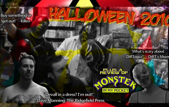 That New Toy Smell Flashback - Halloween 2010! (Episodes 64 & 65)