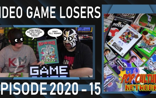 Video Game Losers 2020 - 15: Collecting Video Games Part 1 - DiRT's Strange Addiction