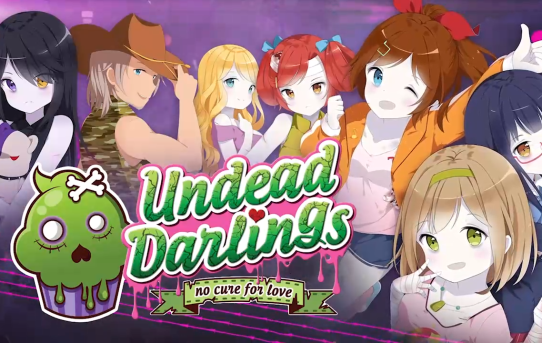 Undead Darlings - Out Now Switch & PS4
