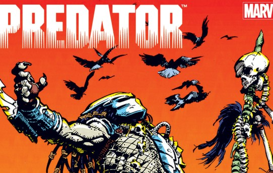EXPERIENCE THE ORIGINAL PREDATOR COMICS LEGACY WITH A BRAND-NEW MARVEL OMNIBUS!