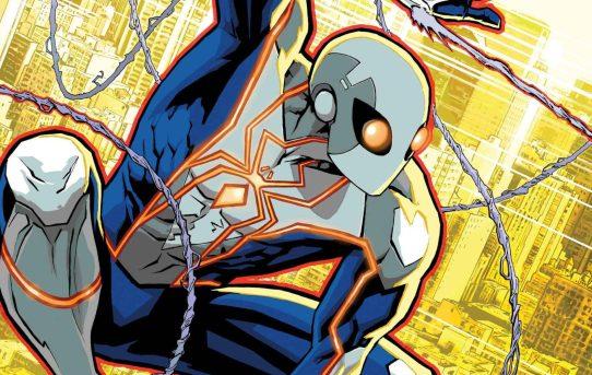 SPIDER-MAN'S NEW COSTUME REVEALED IN AMAZING SPIDER-MAN #61!