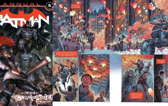 Batman Annual #5 2020 Review