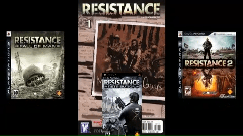 From Pixels to Paper - Resistance