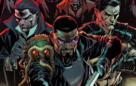 THE AVENGERS JOIN THE BATTLE AGAINST THE KING IN BLACK