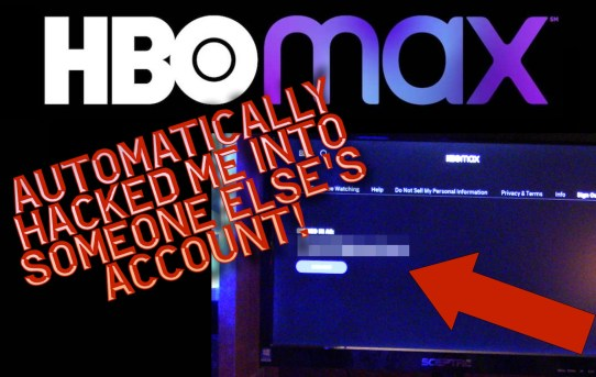 HBO Max Might Give Away Your Account On Roku!