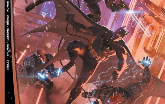 Future State: The Next Batman #3 (2021) Review