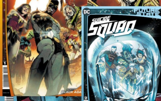 Future State: Suicide Squad #1-2 (2021) Review