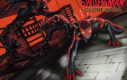 """MILES MORALES SEES DOUBLE IN THE NEW MILES MORALES: SPIDER-MAN """"CLONE SAGA"""" TRAILER"""