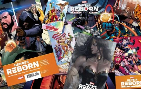 Heroes Reborn #1 (2021) Review
